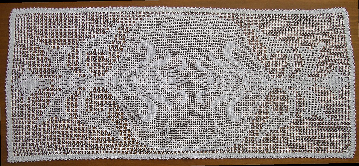 Filet Crochet Wikipedia