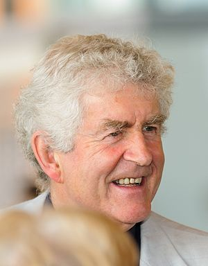 Rhodri Morgan - Image: Cropped image of Rhodri Morgan at The Celebration of the Mace 5840623762 b 47ba 98d 73 o