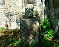 Cross in Gulval churchyard - geograph.org.uk - 2151531.jpg