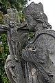 Csabrendek, Nepomuki Szent János-szobor 2021 13.jpg
