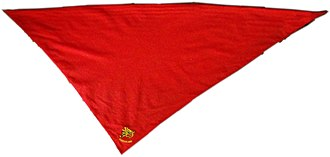 County of Cumberland, New South Wales - Cumberland Gang Show Scout neckerchief