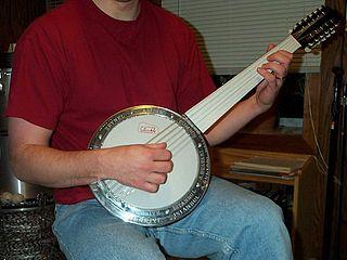 Cümbüş Turkish musical instrument (strings)
