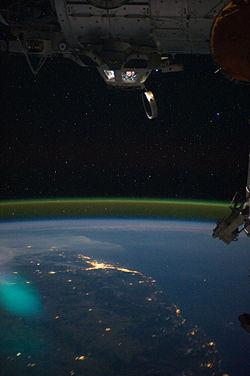Cupola above the darkened Earth.jpg