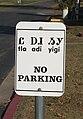 Cwy no parking.jpg