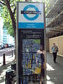 Cycle hire point, Euston Road, London - DSC07035.JPG