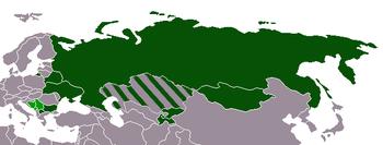 En unicode russe translittération russkiy