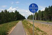 Czeremcha-Wieś - Road 01.jpg