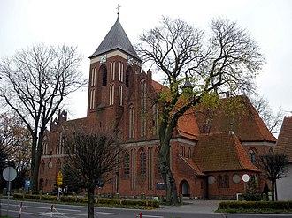 Czersk - Saint Mary Magdalene Church
