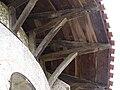 Détail de la toiture - église de Montfort-en-Chalosse 2.JPG