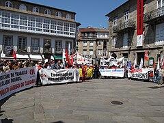Día do traballo. Santiago de Compostela 2009 89.jpg