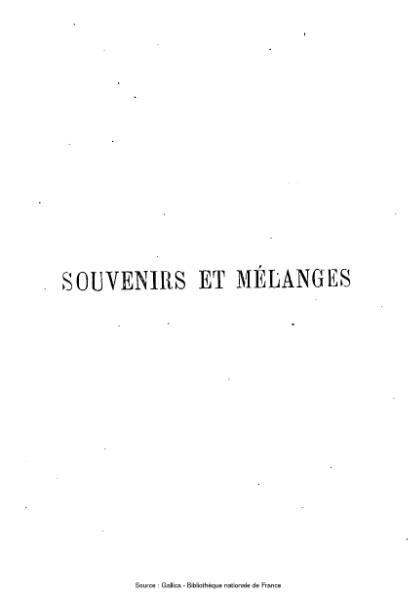 File:D'Haussonville - Souvenirs et mélanges.djvu