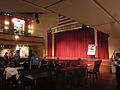D-Day Museum Stage Door Canteen Stage.JPG