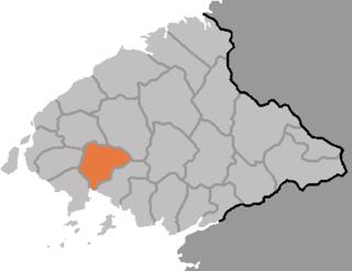 Tongrim County County in North Pyŏngan, North Korea