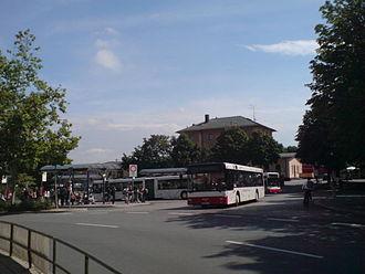 Dachau - Dachau Train and Bus Station