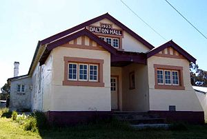 Dalton NSW hall