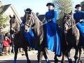 Dames te Paard. Friesland.JPG