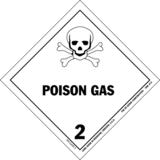 Giftig gas lista