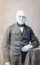 Daniel François Esprit Auber, circa 1860s, by Nadar (Source: Wikimedia)