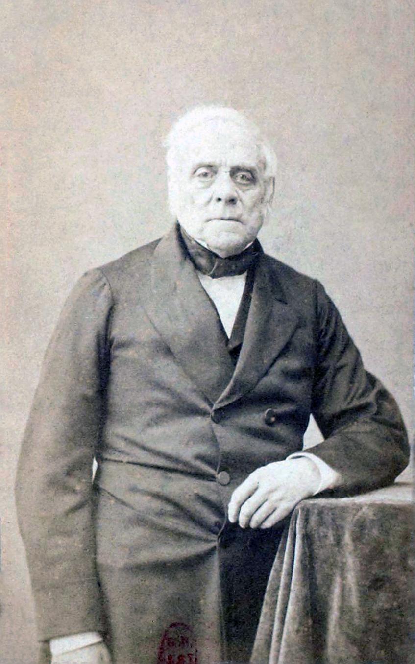 Daniel-François-Esprit Auber by Nadar