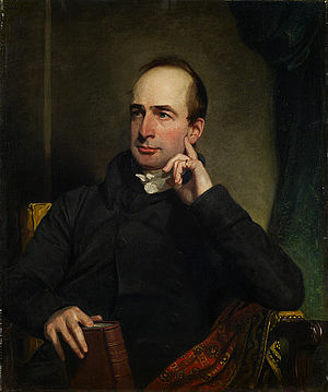 Daniel Terry - Daniel Terry, portrait by Henry William Pickersgill, about 1813.