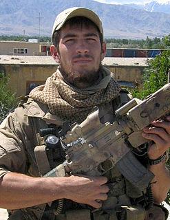Danny Dietz Naval Special Warfare Operator US Navy Seal