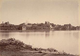 Gulbarga Fort - Dargah of Khaja Banda Nawaz