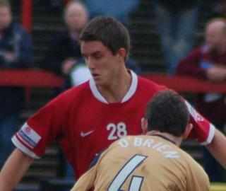 Rob Elvins English footballer