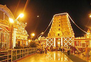 Mangalore Dasara - Gokarnanatheshwara Temple during Navaratri
