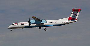 Tyrolean Airways - Tyrolean Bombardier Dash 8Q-400