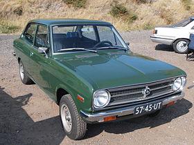 Datsun 1200 dutch licence registration 57-45-UT pic2.JPG