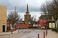 Daventry, New Street and parish church - geograph.org.uk - 1729596.jpg