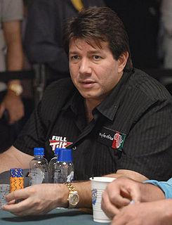 David Benyamine French poker player