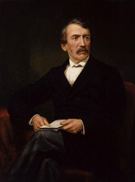 Posthumous portrait of David Livingstone by Frederick Havill David Livingstone by Frederick Havill.jpg