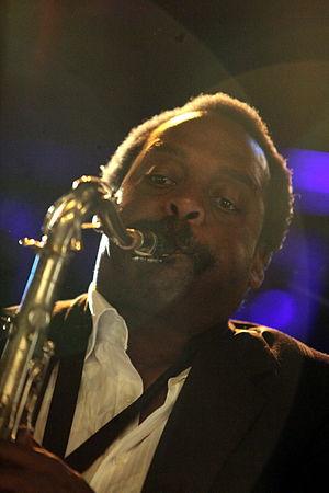 David Murray (saxophonist) - David Murray at Cully Jazz festival 2011