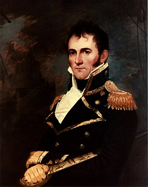 David Porter (naval officer) - A painting of Porter as a captain in the American navy.