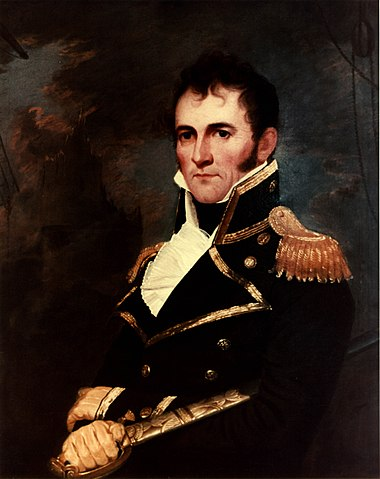 David Porter, possibly by John Trumbull