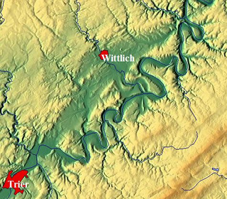 Wittlich Depression German geographical feature