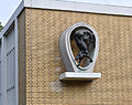De rat in de rioolbuis Jan van Luijn Van Esveldstraat Utrecht.jpg