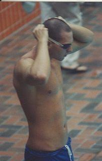 Dean Kondziolka Canadian swimmer