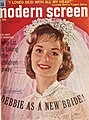 Debbie Reynolds as a new bride, 1960.jpg