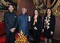 Declaración Conjunta entre el Perú y la India en ocasión de la Visita Oficial del Vicepresidente de la India, Mohammad Hamid Ansari (10540051943).jpg