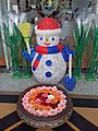 Decorated artificial snow man.jpg
