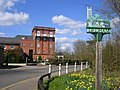 Dedham Village Sign - geograph.org.uk - 155477.jpg