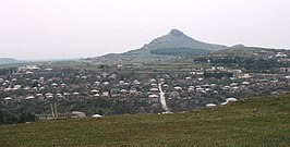 Dedoplis Tskaro and Ilia mountain (G.N. 2009).jpg