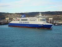Delft Seaways Dover 09 décembre 2012 (1) .JPG