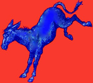Democratic Party of New Mexico - The Democratic Donkey