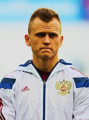 Denis Cheryshev - Cheryshev lining up for Russia in 2014