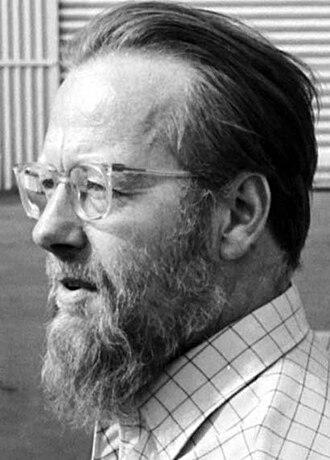 Denis Jenkinson - Jenkinson in 1967