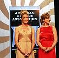 Denise Richards and Kellie Martin 2012 -2.jpg