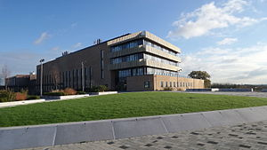 Department of Materials Science and Metallurgy, University of Cambridge - 27 Charles Babbage Road, Cambridge, new site of MSM since 2013